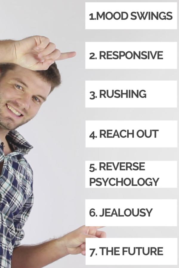 7 märki selle kohta, et teie endine tahab teid tagasi (juhtumiuuringute põhjal)