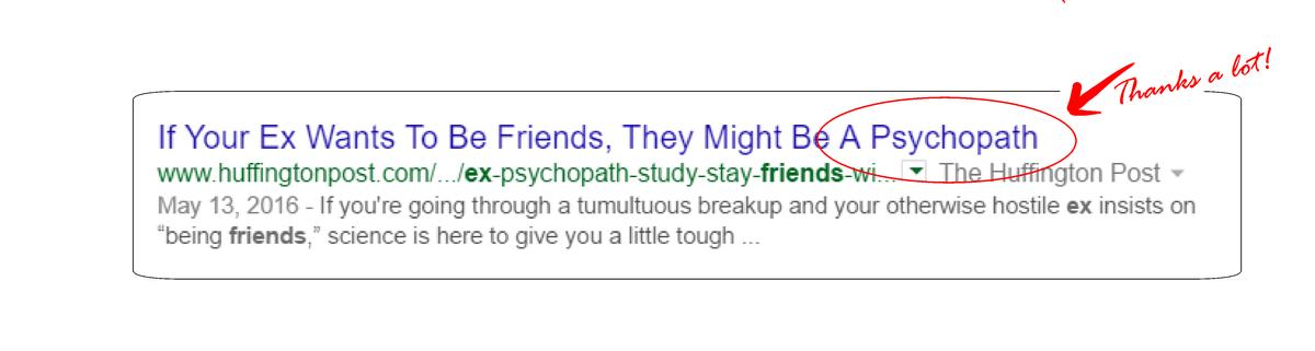 ماذا تفعل إذا أراد صديقك السابق البقاء أصدقاء