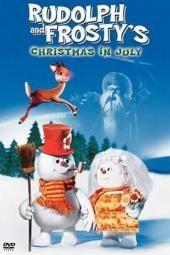 Τα Χριστούγεννα του Ρούντολφ και του Φρόστι τον Ιούλιο