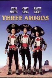 Trīs Amigos!