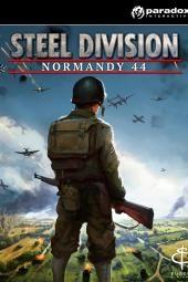División de acero: Normandía 44