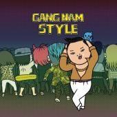 'Gangnam Style' (قرص مضغوط منفرد)
