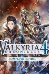 Valkyria Chronicles 4 Gesamtausgabe
