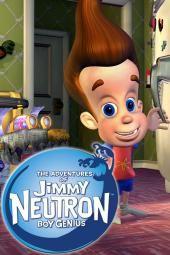 مغامرات جيمي نيوترون