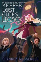 Palikimas: Pamestų miestų saugotojas, 8 knyga