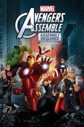 Los Vengadores de Marvel se reúnen