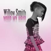 'Whip My Hair' (قرص واحد مضغوط)