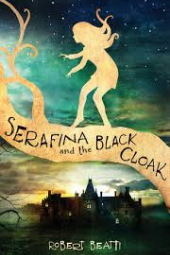 Serafina og den sorte kappe