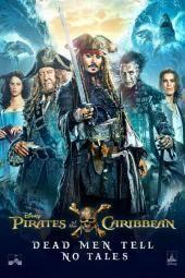 Piratas do Caribe: homens mortos não contam histórias