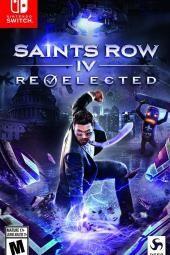 Saints Row IV wiedergewählt