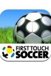 First-Touch-Fußball
