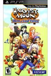 Harvest Moon: Held des Blatttals