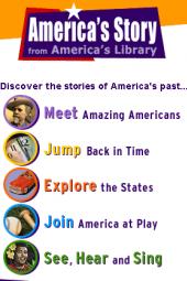 Amerikas Geschichte aus Amerikas Bibliothek