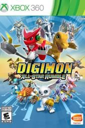 Digimon All Star-Rumble