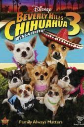 Beverly Hills Chihuahua 3: Trăiască petrecerea!