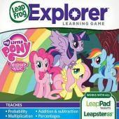 LeapFrog Explorer Lernspiel: My Little Pony: Freundschaft ist Magie