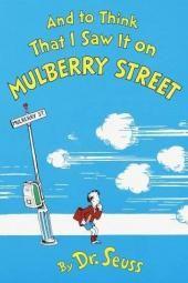 E pensar que vi na rua Mulberry