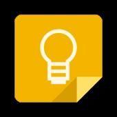 Google Notizen – Notizen und Listen