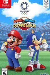 Mario & Sonic Tokyo olümpiamängudel 2020