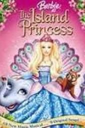 Barbie como la princesa de la isla
