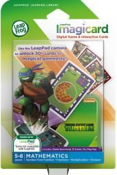 LeapFrog Teenage Mutant Ninja Turtles Imagicard Gra edukacyjna