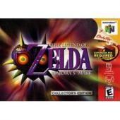 Legenden om Zelda: Majoras mask