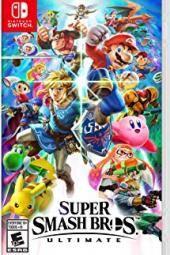 لعبة Super Smash Bros. Ultimate