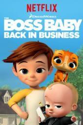 Boss Baby: Znowu w biznesie