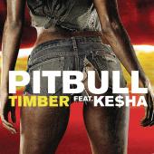 'Timber (ft. Ke $ ha)' (CD Single)