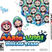 Mario & Luigi: Unistuste meeskond