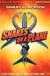 الثعابين على متن طائرة