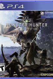 Monstrų medžiotojas: pasaulis