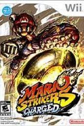 Mario Strikers aufgeladen