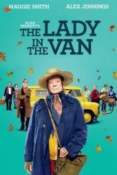 Die Dame im Van