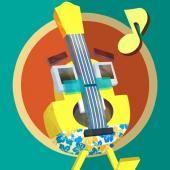 Monstrų akordai: linksmybės su muzika
