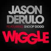 'Wiggle (feat. Snoop Dogg)' (CD single)