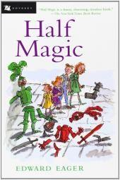 Half Magic: Tales of Magic, 1. grāmata