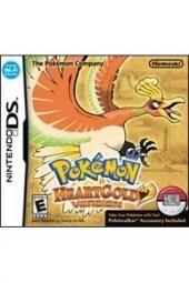 Pokemoni HeartGold & SoulSilver versioonid