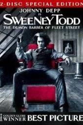 Sweeney Todd: o demônio barbeiro da Fleet Street