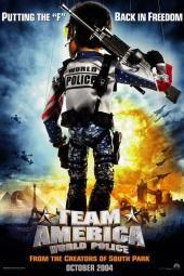 Ameerika meeskond: maailma politsei
