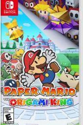 Paber Mario: Origami kuningas