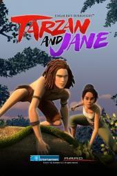 Edgar Rice Burroughsi Tarzan ja Jane