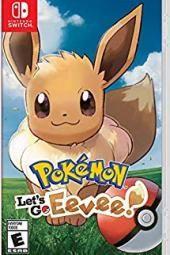 Pokemon: Ejam, Eevee / Pikaču!