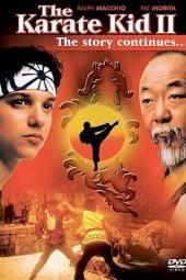 Karate vaikas, II dalis