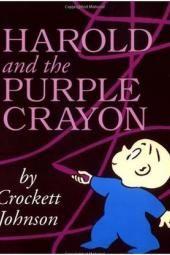 Ο Χάρολντ και το Μωβ Κραγιόν