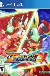 Mega Man Zero / ZX Legacy kolekcija