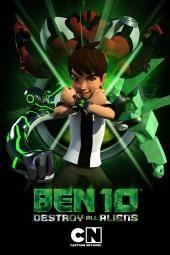 Ben 10: Ødelæg alle udlændinge