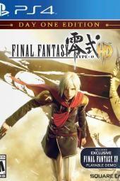 """Final Fantasy"" 0 tipo HD"
