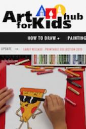 어린이를위한 예술 허브