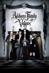 قيم عائلة آدامز